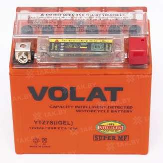 Аккумулятор VOLAT (6 Ah) 100 A, 12 V Обратная, R+ 2