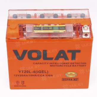 Аккумулятор VOLAT (20 Ah) 330 A, 12 V Обратная, R+ 0