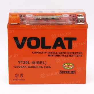 Аккумулятор VOLAT (20 Ah) 330 A, 12 V Обратная, R+ 1