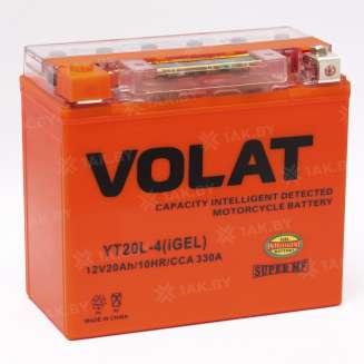 Аккумулятор VOLAT (20 Ah) 330 A, 12 V Обратная, R+ 2
