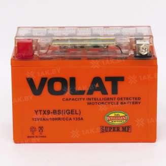 Аккумулятор VOLAT (9 Ah) 135 A, 12 V Прямая, L+ 0