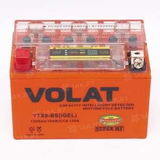 Аккумулятор VOLAT (9 Ah) 135 A, 12 V Прямая, L+ 1