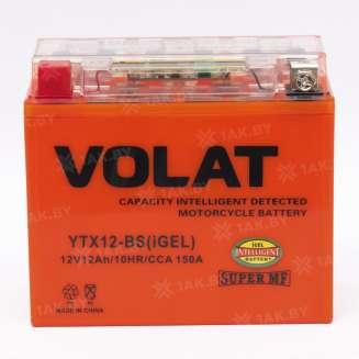 Аккумулятор VOLAT (12 Ah) 150 A, 12 V Прямая, L+ 0