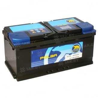 Аккумулятор BAREN (110 Ah) 950 A, 12 V Обратная, R+ 0