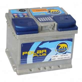 Аккумулятор BAREN (50 Ah) 520 A, 12 V Обратная, R+ 0