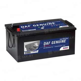 Аккумулятор DAF (180 Ah) 1000 A, 12 V Прямая, L+ 0