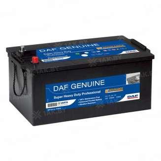 Аккумулятор DAF (230 Ah) 1200 A, 12 V Прямая, L+ 0
