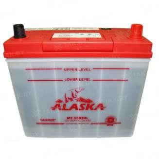Аккумулятор ALASKA (45 Ah) 430 A, 12 V Обратная, R+ 0