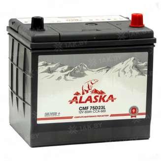 Аккумулятор ALASKA (65 Ah) 600 A, 12 V Обратная, R+ 0