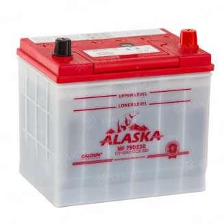 Аккумулятор ALASKA (60 Ah) 580 А, 12 V Обратная, R+ 0