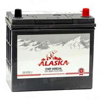 Аккумулятор ALASKA (50 Ah) 450 A, 12 V Обратная, R+ 0