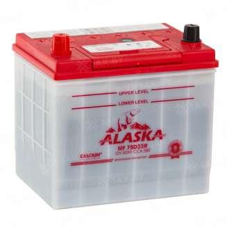 Аккумулятор ALASKA (60 Ah) 580 А, 12 V Прямая, L+ 0