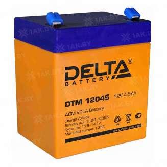 Аккумулятор DELTA (4.5 Ah) , 12 V 0