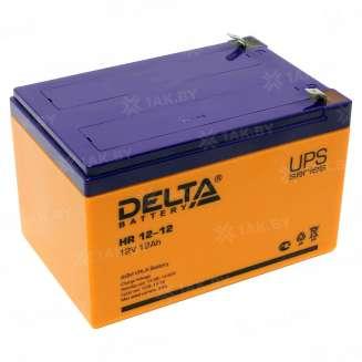 Аккумулятор DELTA (12 Ah) , 12 V 0