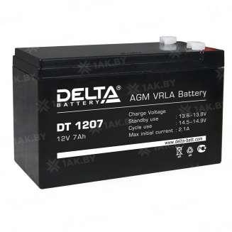 Аккумулятор DELTA (7 Ah) , 12 V 0