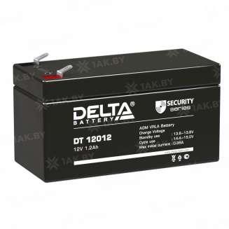 Аккумулятор DELTA (1.2 Ah) , 12 V 0