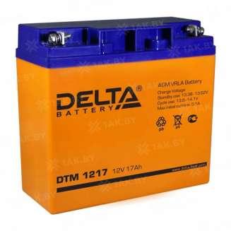 Аккумулятор DELTA (17 Ah) , 12 V 0