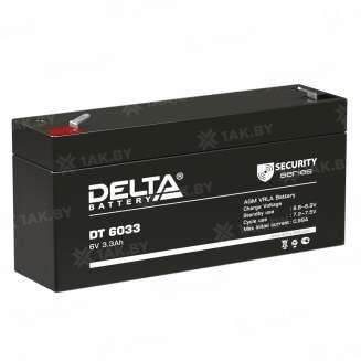Аккумулятор DELTA (3.3 Ah) , 6 V 0