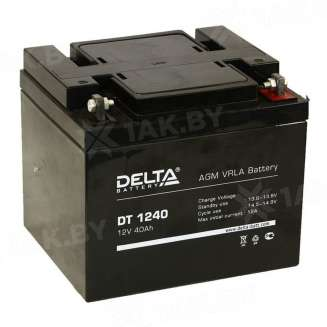Аккумулятор DELTA (40 Ah) , 12 V 0
