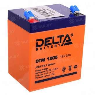 Аккумулятор DELTA (5 Ah) , 12 V 0