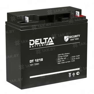 Аккумулятор DELTA (18 Ah) , 12 V 0
