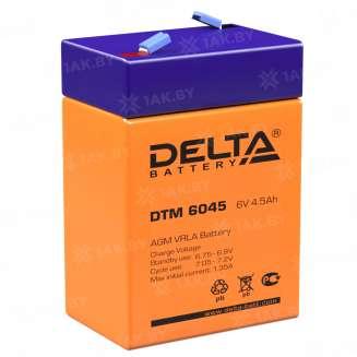 Аккумулятор DELTA (4.5 Ah) , 6 V 0