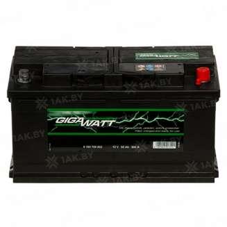Аккумулятор GIGAWATT (95 Ah) 800 A, 12 V Обратная, R+ 0