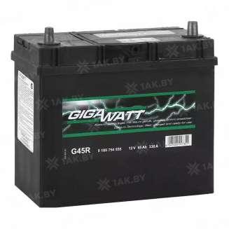 Аккумулятор GIGAWATT (45 Ah) 330 A, 12 V Обратная, R+ 0