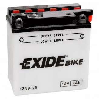 Аккумулятор EXIDE (9 Ah) 90 A, 12 V Обратная, R+ 0