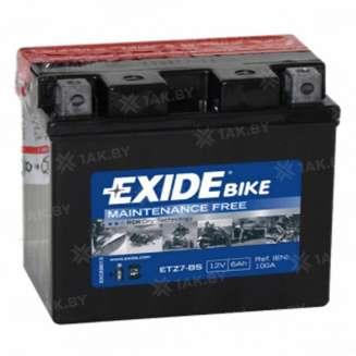 Аккумулятор EXIDE (6 Ah) 100 A, 12 V Обратная, R+ 0
