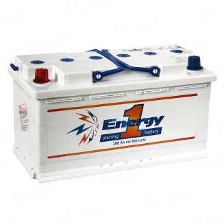 Аккумулятор ENERGY ONE (100 Ah) 800 A, 12 V Обратная, R+ 0