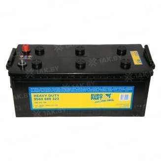 Аккумулятор EUROPART (180 Ah) 1000 A, 12 V Прямая, L+ 0