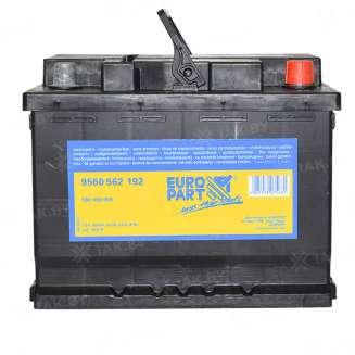 Аккумулятор EUROPART (60 Ah) 510 A, 12 V Обратная, R+ 0