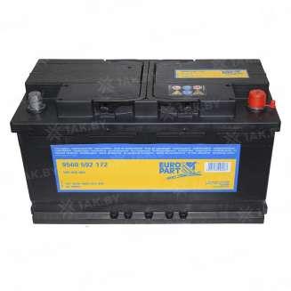 Аккумулятор EUROPART (95 Ah) 800 A, 12 V Обратная, R+ 0