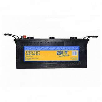 Аккумулятор EUROPART (140 Ah) 760 A, 12 V Прямая, L+ 0