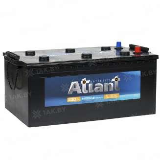 Аккумулятор ATLANT (230 Ah) 1500 A, 12 V Прямая, L+ 0