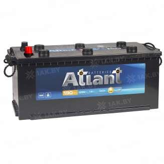 Аккумулятор ATLANT (190 Ah) 1100 A, 12 V Прямая, L+ 0