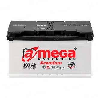 Аккумулятор A-MEGA (100 Ah) 950 A, 12 V Обратная, R+ 0