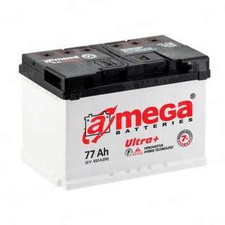 Аккумулятор A-MEGA (77 Ah) 810 A, 12 V Обратная, R+ 0