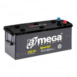 Аккумулятор A-MEGA (140 Ah) 810 A, 12 V Прямая, L+ 0