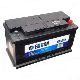 Аккумулятор EDCON (100 Ah) 830 A, 12 V Обратная, R+ 0
