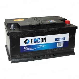 Аккумулятор EDCON (95 Ah) 800 A, 12 V Обратная, R+ 0