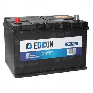 Аккумулятор EDCON (91 Ah) 740 A, 12 V Прямая, L+ 0