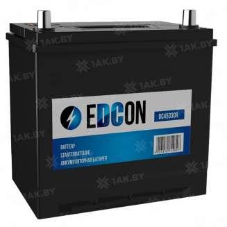 Аккумулятор EDCON (60 Ah) 510 A, 12 V Обратная, R+ 0