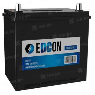 Аккумулятор EDCON (60 Ah) 510 A, 12 V Прямая, L+ 0