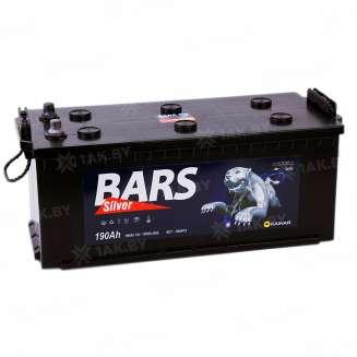 Аккумулятор BARS (190 Ah) 1200 A, 12 V Прямая, L+ 0