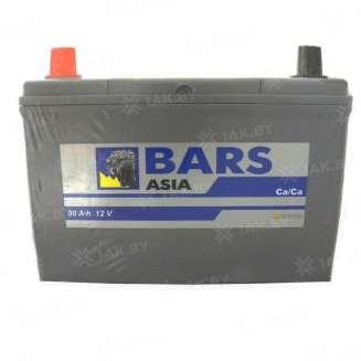 Аккумулятор BARS (90 Ah) 750 A, 12 V Прямая, L+ 0