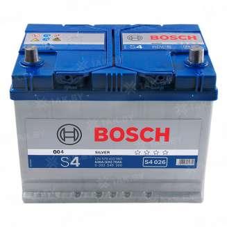 Аккумулятор BOSCH (70 Ah) 630 A, 12 V Прямая, L+ 0