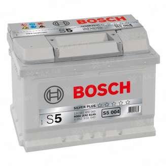 Аккумулятор BOSCH (61 Ah) 600 A, 12 V Обратная, R+ 0
