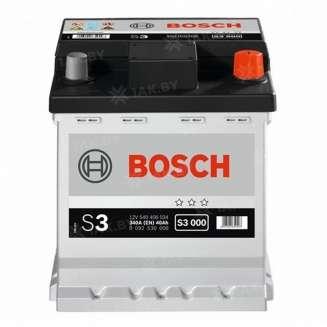 Аккумулятор BOSCH (40 Ah) 340 A, 12 V Обратная, R+ 0